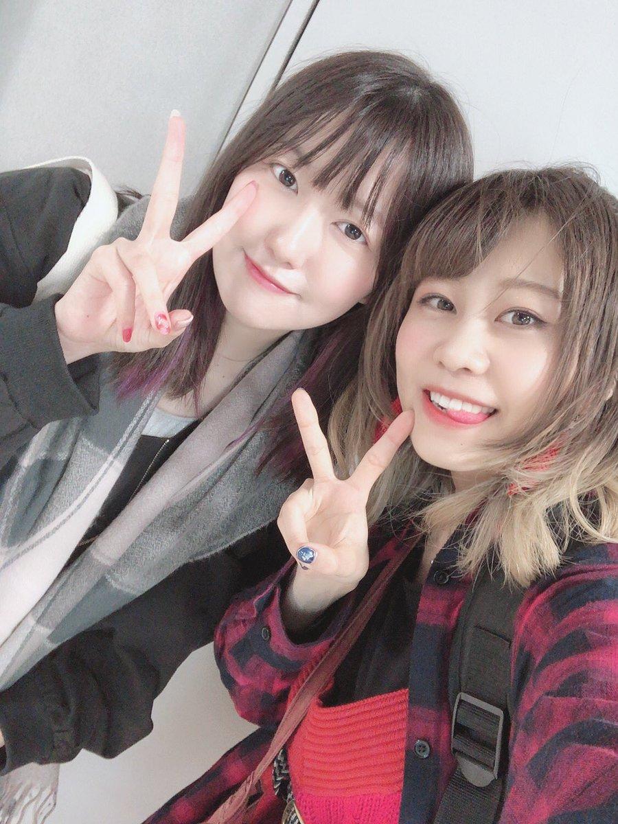 そいえばねーばったり三澤紗千香おねーさまに会っちゃったのよねー!!さえちーって声かけてくれてびっくりした嬉しい🥰🥰さっちゃんはいつも優しい🤦♀️💥💓