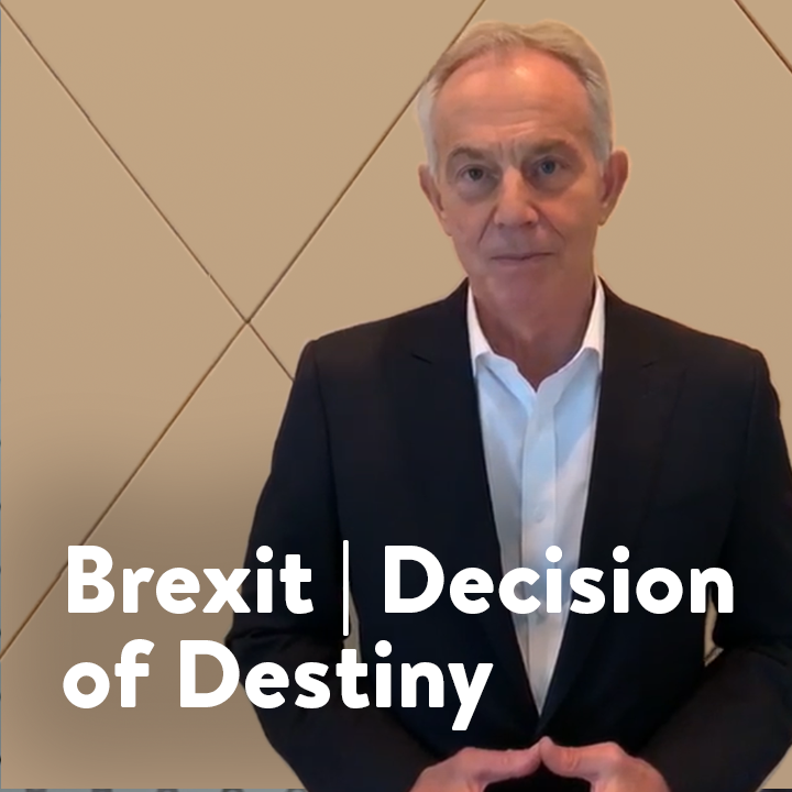 Tony Blair: This deal doesn't end the Brexit saga, which will define our country for generations. You don't take a decision of destiny through a spasm of impatience. Parliament should vote this deal down, get an extension & then the British people should take the final decision. https://t.co/SyWAQ5FAjK