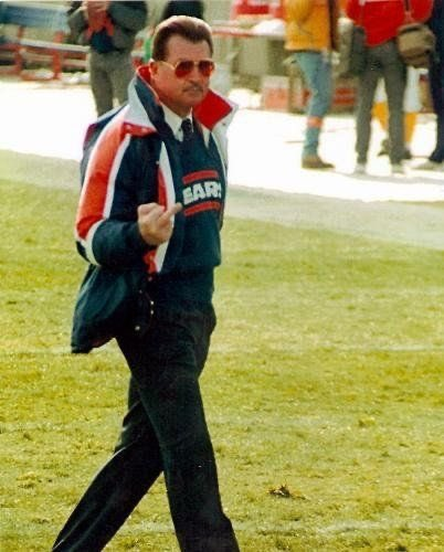 Happy Birthday to this legend  Da Coach, Mike Ditka.