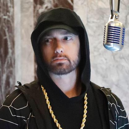 Happy Birthday Eminem! Abu Dhabi were on our way!