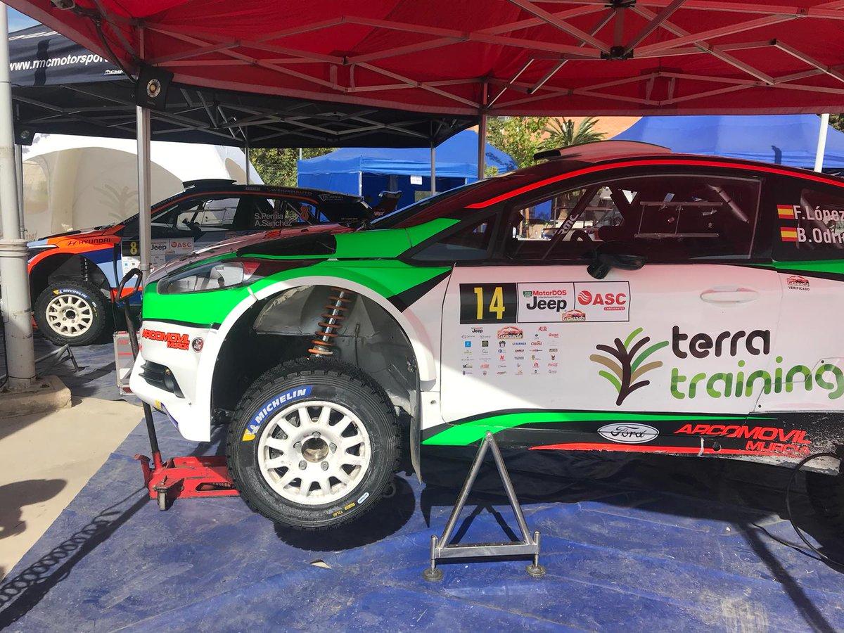 SCER + CERT: VI Rallye Ciudad de Granada [18-19 Octubre] - Página 2 EHKEOjQXkAEeOSo