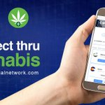 Image for the Tweet beginning: Goodmorning #cannabiscommunity! 👋☀️ sign up