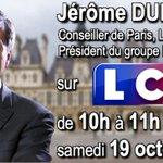 Image for the Tweet beginning: Invite de @LCI pour le