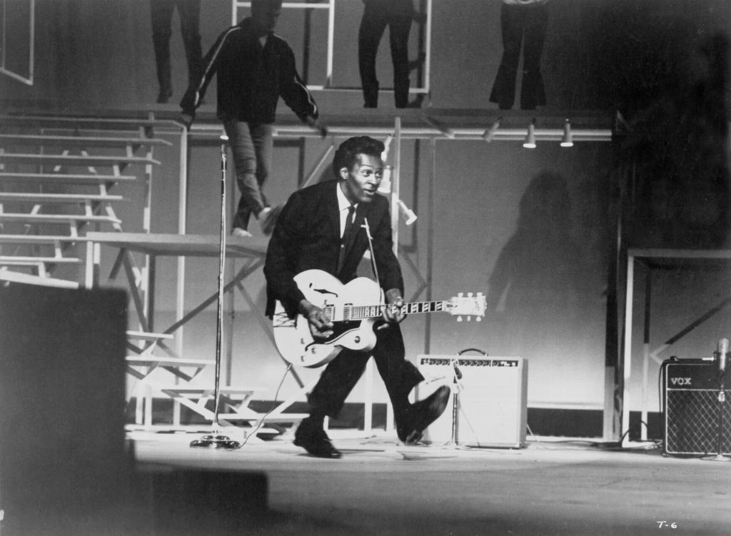Happy Birthday #ChuckBerry! || 📸 Tim Clayton/Getty Images