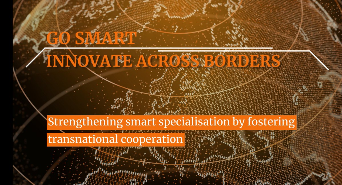 How much do you know about #Transnational #SmartSpecialisation Strategies developed by #Interreg #GoSmartBSR project which help intensify #cooperation among industry, research&development sector, and public authorities? Go smart & watch the video! #MadeWithInterreg @GoSmartBSR_PL