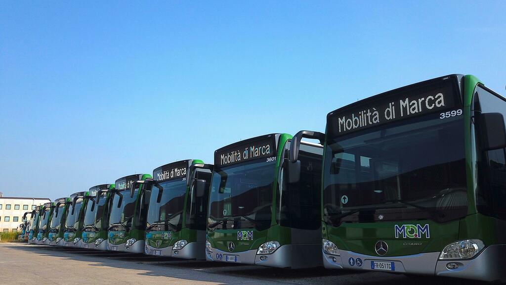 Sciopero degli autobus a Treviso venerdì 25 ottob...
