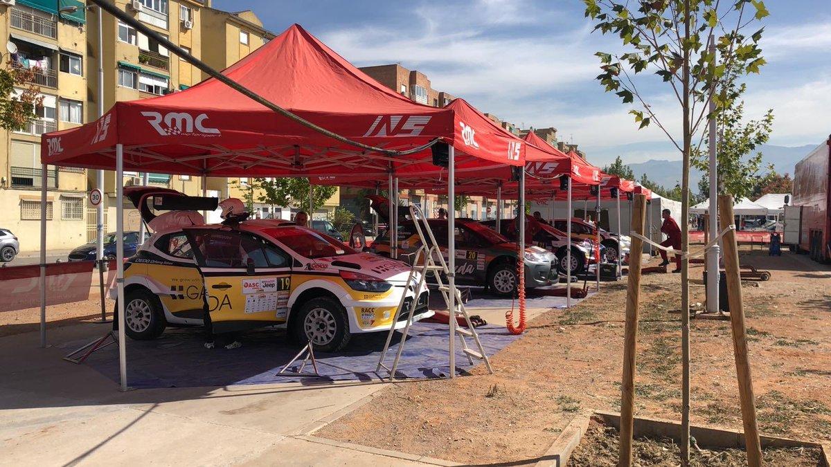 SCER + CERT: VI Rallye Ciudad de Granada [18-19 Octubre] - Página 2 EHKK70-XkAADBqF