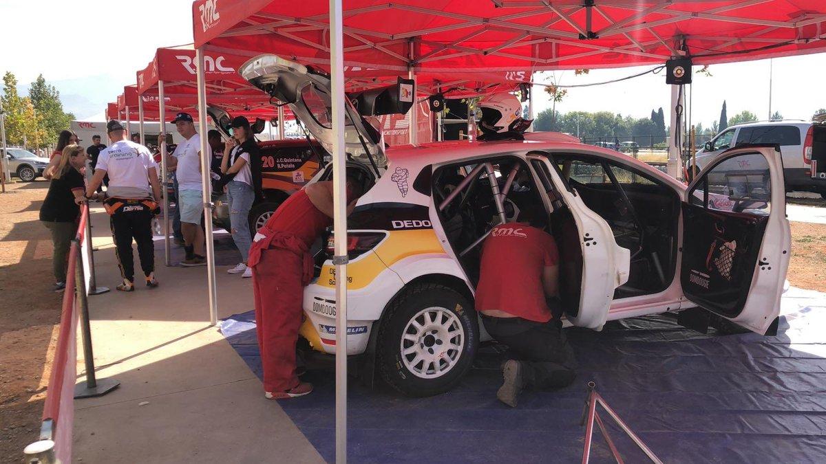 SCER + CERT: VI Rallye Ciudad de Granada [18-19 Octubre] - Página 2 EHKK8LGWkAAe3YS