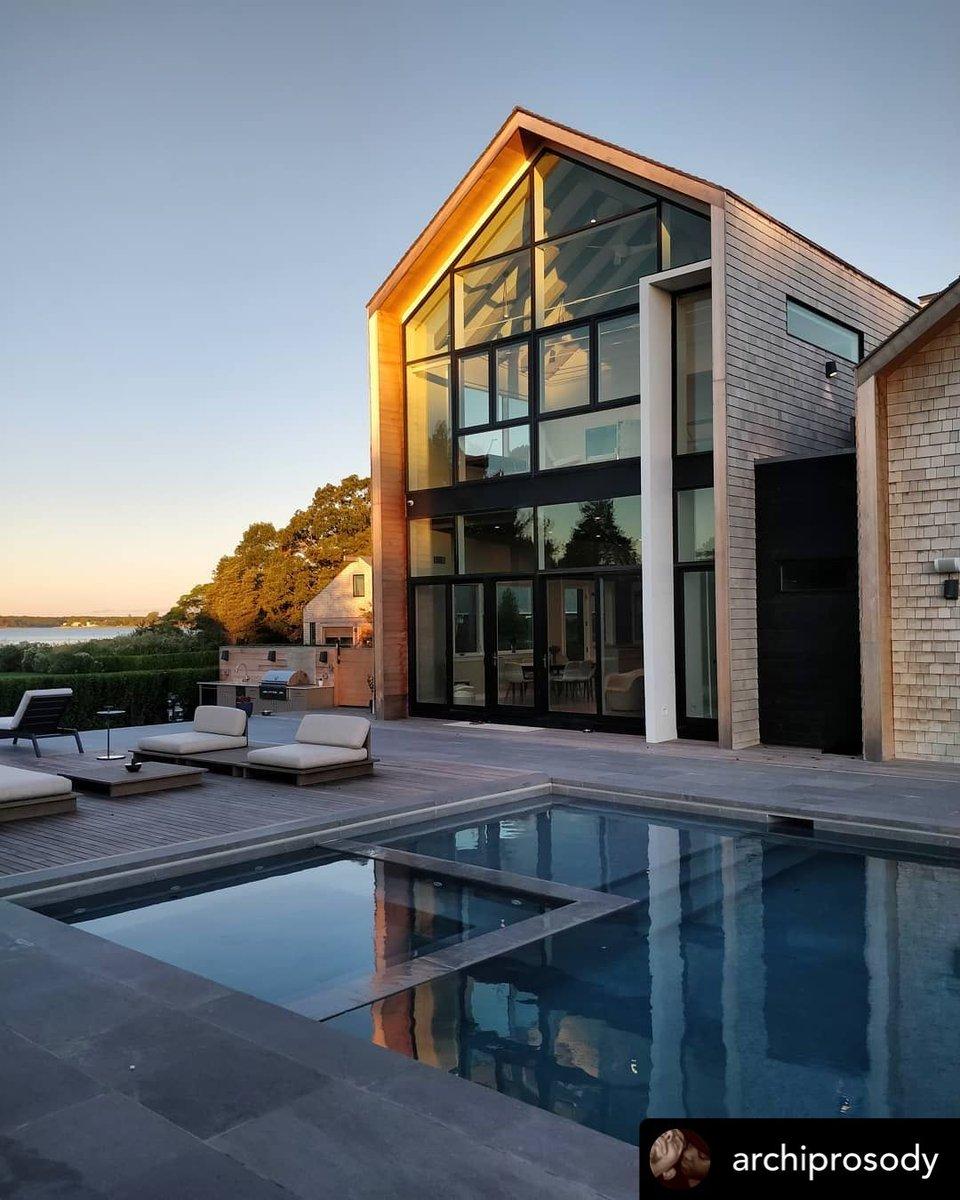 Loewen Windows On Twitter Beautiful Modern Project On The North