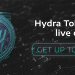 Image for the Tweet beginning: The #Hydra #TokenSale is live!  Participate