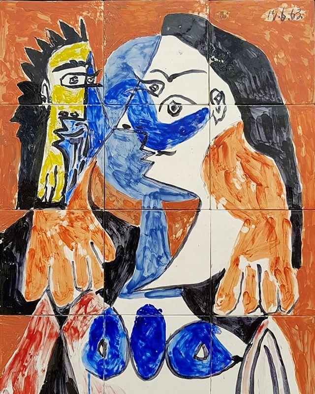 #picasso o #pimona? 😉 #ceramic #GagosianGallery @fiacparis https://t.co/CAEqByABHU