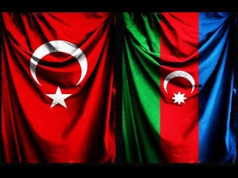 Dəvr M On Twitter Tekmilletikidevlet Einvolkzweistaaten Turkiye Azerbaycan Turkei Aserbaidschan