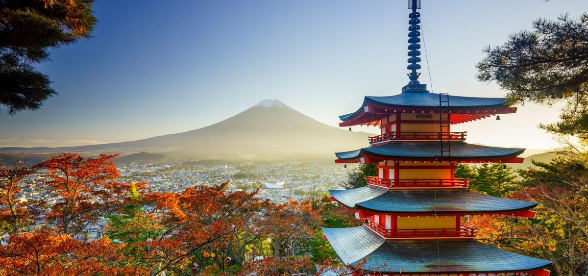 Feeling jaded? #discoverjapan land of colour and contrast! Stunning #scenery, sublime #sushi, and a surreal #anime obsession 😀#FridayFeeling young or old #travellers #tourists there's something for everyone #culturetrav #WeekendWanderlust #travel #Japan  https://www.toptourist.com/japan/