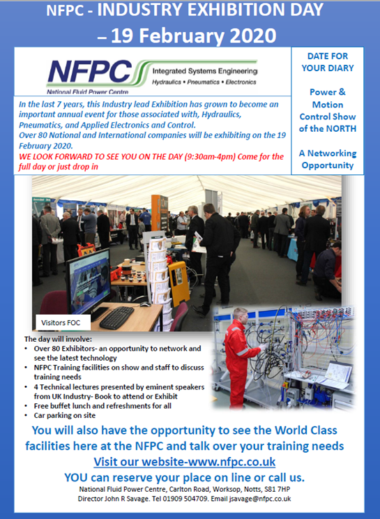 Image result for nfpc industry open day 2020