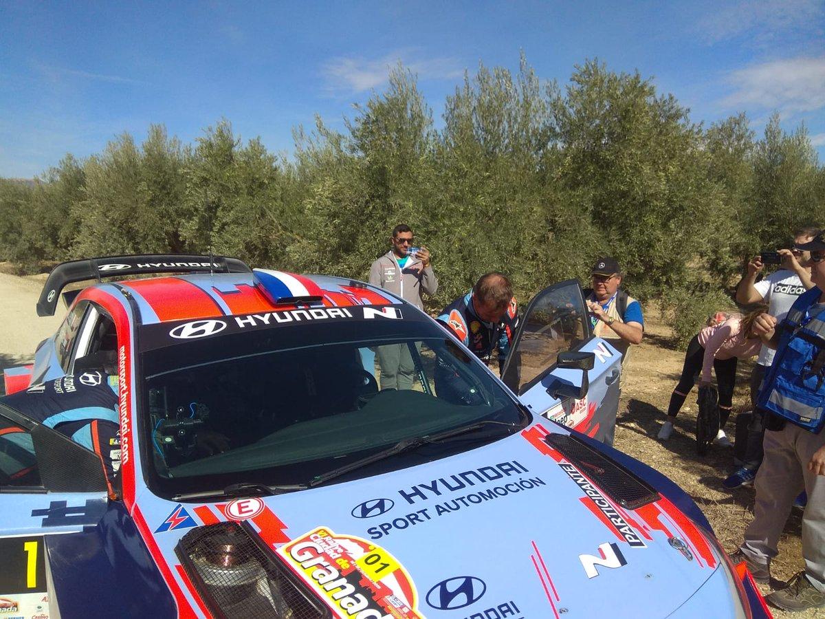 SCER + CERT: VI Rallye Ciudad de Granada [18-19 Octubre] - Página 2 EHKTIL1XkAEeggH