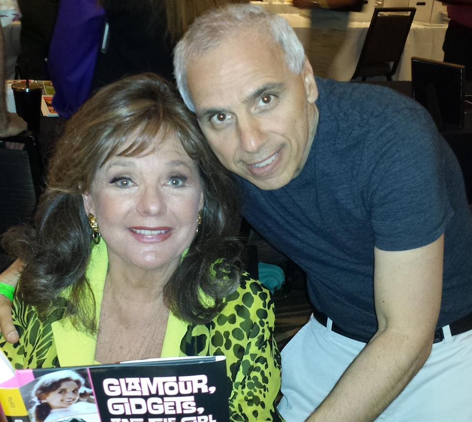 "Happy Birthday, Dawn Wells (""Gilligan\s Island\""). And love your choice of reading material."