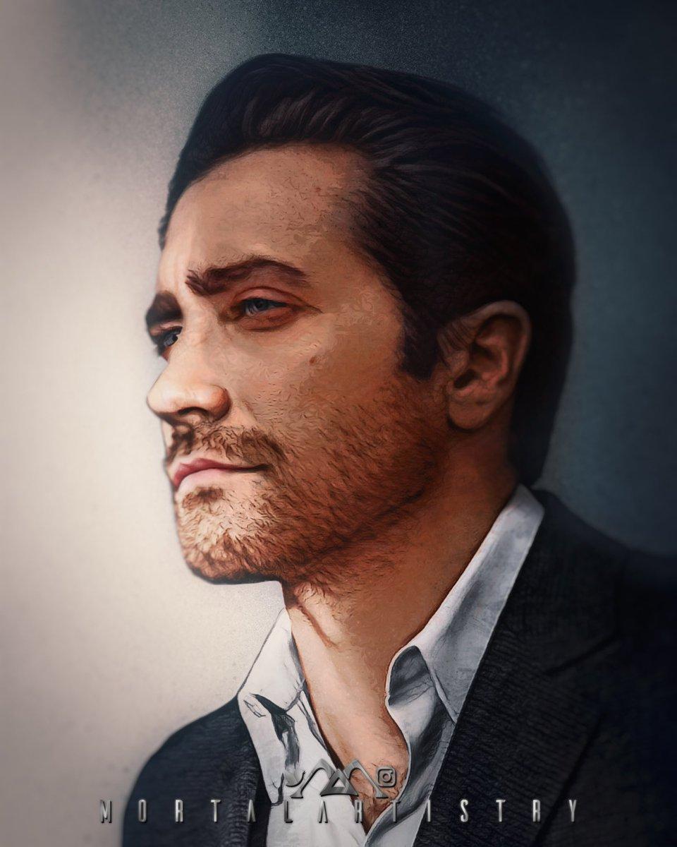 My #artwork of #JakeGyllenhaal  #art #fanart #DigitalArt #Procreate #Illustration #SpiderMan #FarFromHome #SpiderManFarFromHome #Mysterio<br>http://pic.twitter.com/mvUsQGosWT