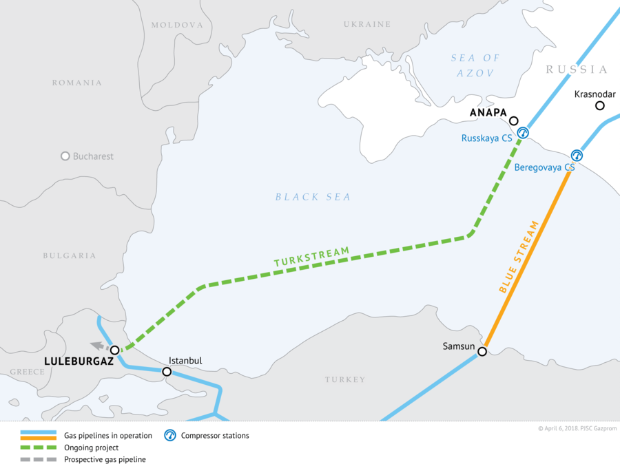 Rt On Twitter Russia Begins Pumping Natural Gas Into Turkishstream Pipeline Https T Co 5iw6mzwhr9