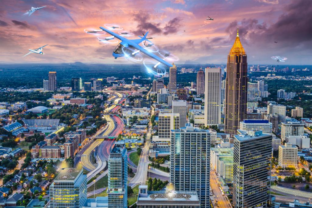 We are accepting applicants for the Urban Air Mobility Grand Challenge 🚁 The goal? To provide a proving ground where NASA, vehicle providers, airspace technology providers and the public learn what is really required to achieve UAM. Details→go.nasa.gov/2oEagEH