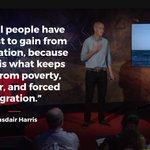 Image for the Tweet beginning: Alasdair Harris is fighting for
