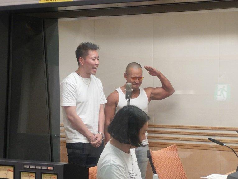 生放送中のRADIO UnoZero現在は井口裕香さん、代表こと永野さんそして永野ファミリーの あがすけ のお二人が出演中!#joqr #unozero #井口裕香 #永野 #あがすけ
