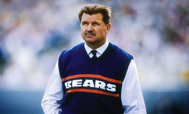 Happy 80th Birthday to the da man, da myth, da legend, Coach Mike Ditka.