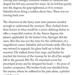 Image for the Tweet beginning: On pain and CC Sabathia,
