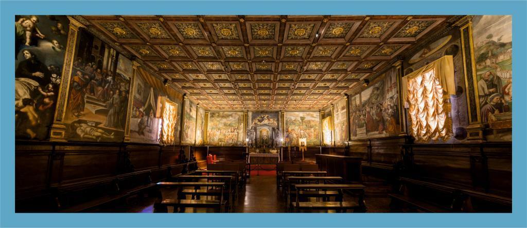 La Scoletta del Santo. Tiziano e altri pittori del...