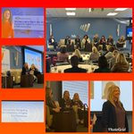 Image for the Tweet beginning: Amazing morning @ManpowerGroup @Manpower_US at
