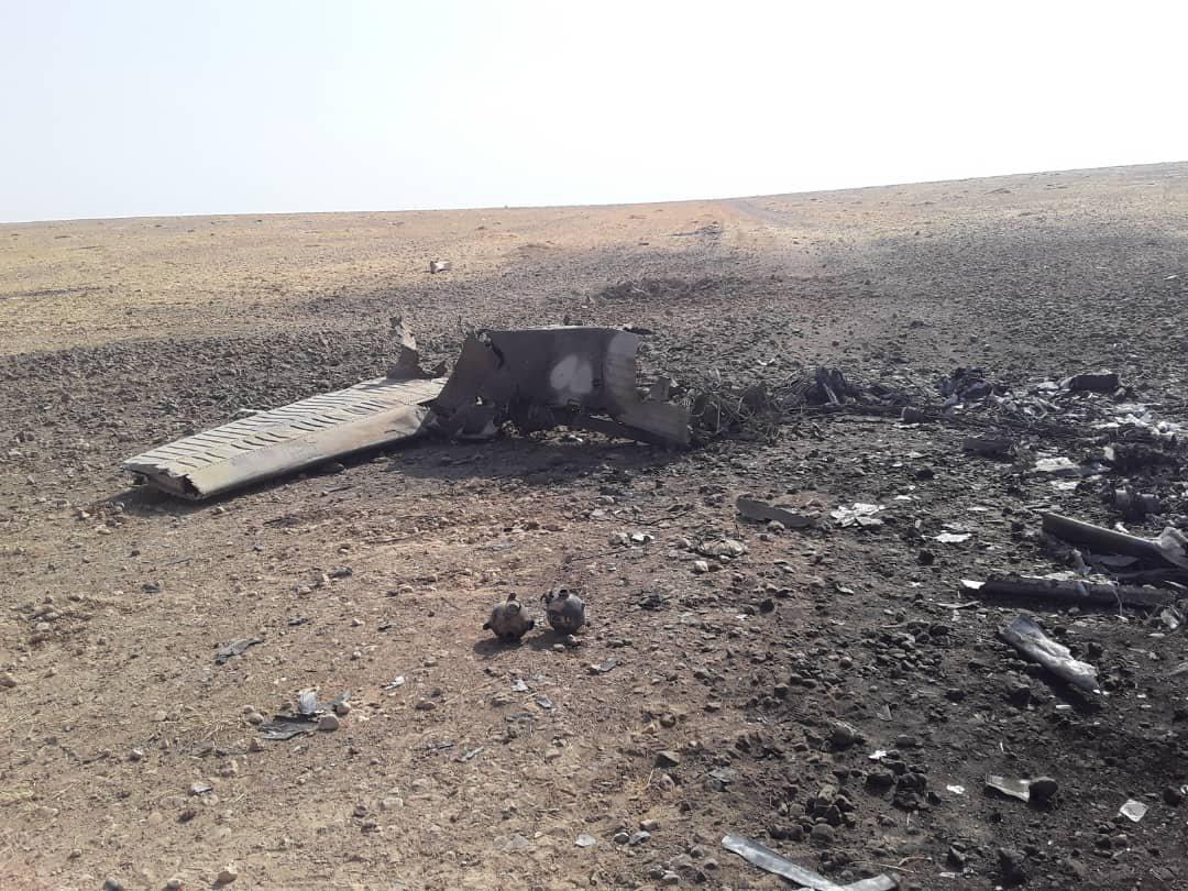 سانا: سقوط مروحية عسكرية تركية داخل الأراضي السورية EHKl-YFXkAAa_aL