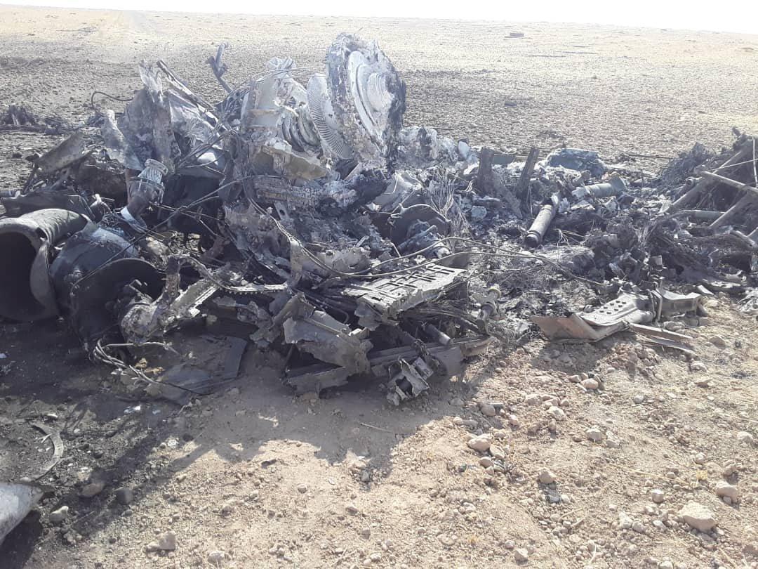 سانا: سقوط مروحية عسكرية تركية داخل الأراضي السورية EHKl-YIWwAEunQ7