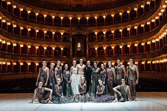 パリ・オペラ座のセバスチャン・ベルトーが振り付け、ディオールのマリア・グラツィア・キウリがコスチュームを手がけた2作品。そのコラボレーションの背景とは?