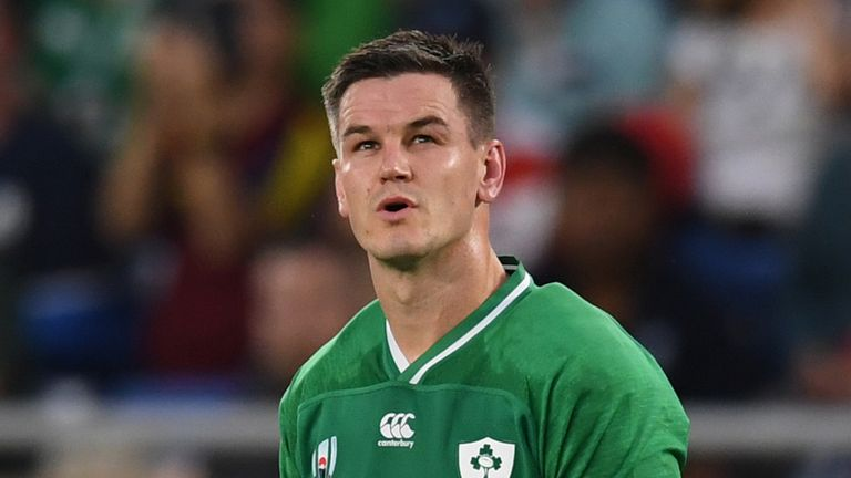 test Twitter Media - 🗣️ Here's what Johnny Sexton had to say as Ireland ☘️ aim for another famous win against New Zealand 🇳🇿 in the #RWC2019 quarter-finals.  👉 https://t.co/x215T49am3 https://t.co/tDptz21w9F