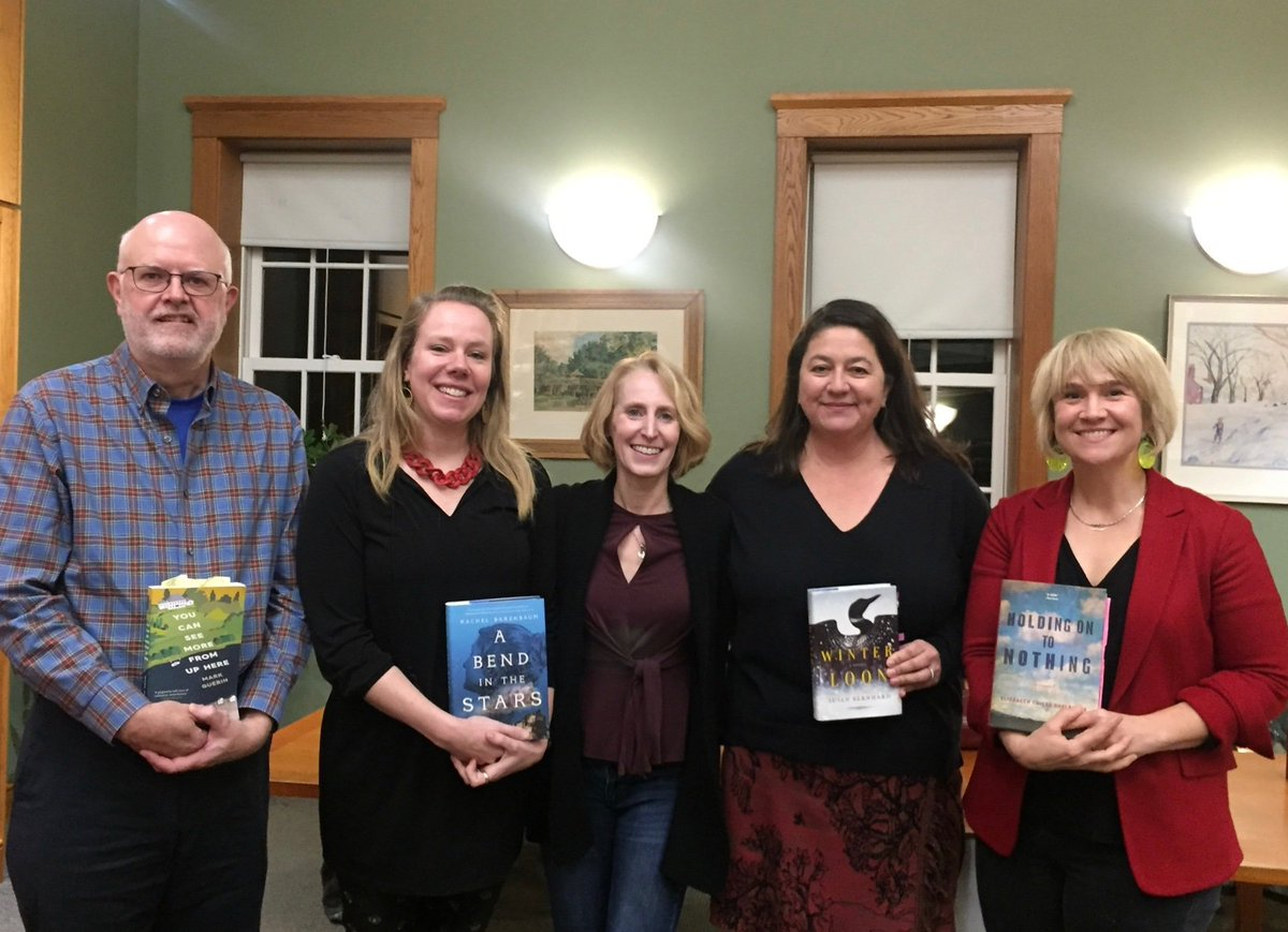 Wonderful to take part in the Concord Festival of Authors last night with fellow debut authors @rbarenbaum @ecshelburne and @markguerin and of course our amazing @NovelIncubator teacher @MichelleHoover_ . Thanks to @CFPL_Updates and @ConcordBookshop for hosting us!