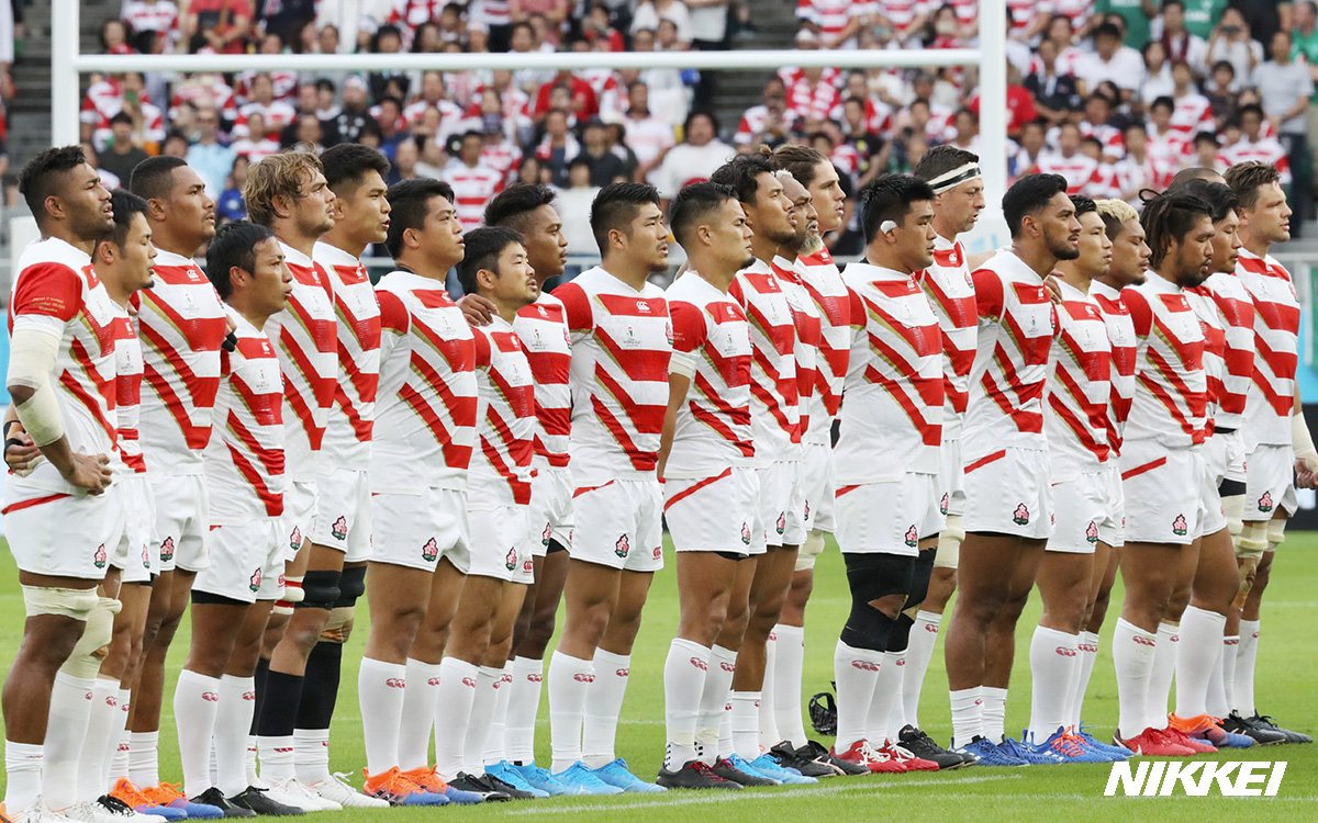 【ラグビーW杯 写真特集】1次リーグ4戦全勝で準々決勝に進んだ日本代表。ジョセフHCが南アフリカ戦のメンバー23人を発表しました。過去2回優勝の強豪に挑む先発メンバーを紹介します。=三村幸作撮影 #RWC2019 #OneTeam #ラグビーワールドカップ #BRAVEを届けよう