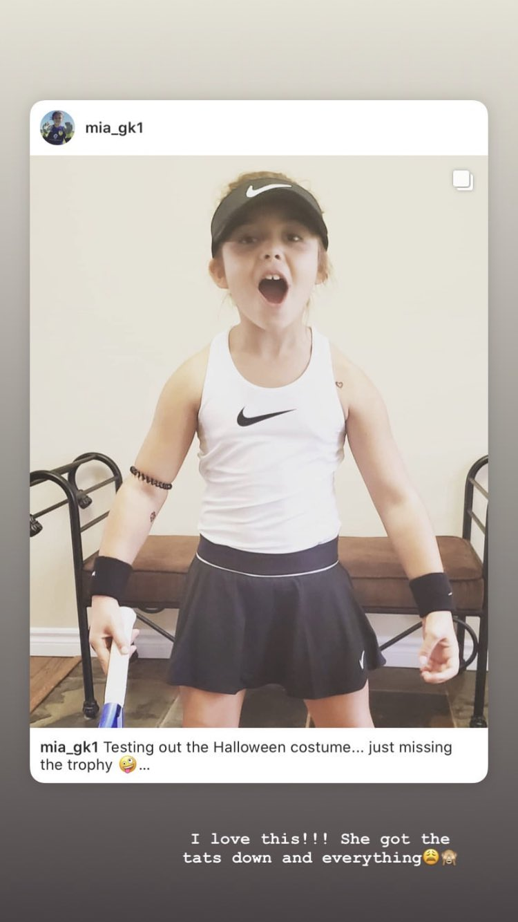 Tennis Canada On Twitter Bianca Andreescu Is Officially At Halloween Costume Levels Of Inspiration Bandreescu Instagram