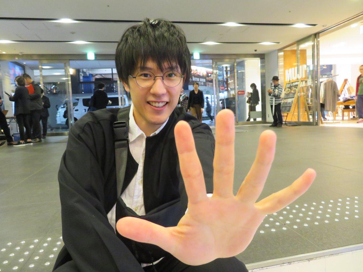 @special_actors @kametome12 @NAGAYAdes #長屋和彰 @NAGAYAdes さんとお会いするのは、4月27日の主演映画「FUKUSHIMA DAY」上映会以来、半年ぶり「#スペシャルアクターズ  @special_actors の初日に、観客として…しかも#上田慎一郎 @shin0407 監督に内緒で足を運んだのが、らしいと思いました…