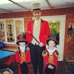 In celebration of the circus visiting Longacre today the dress up theme was 'The Greatest Showman'. #circus #halfterm #longacrePTA #TheGreatestShowman #LongacreLife #prepschool #prepschoolsurrey #prepschoolguildford