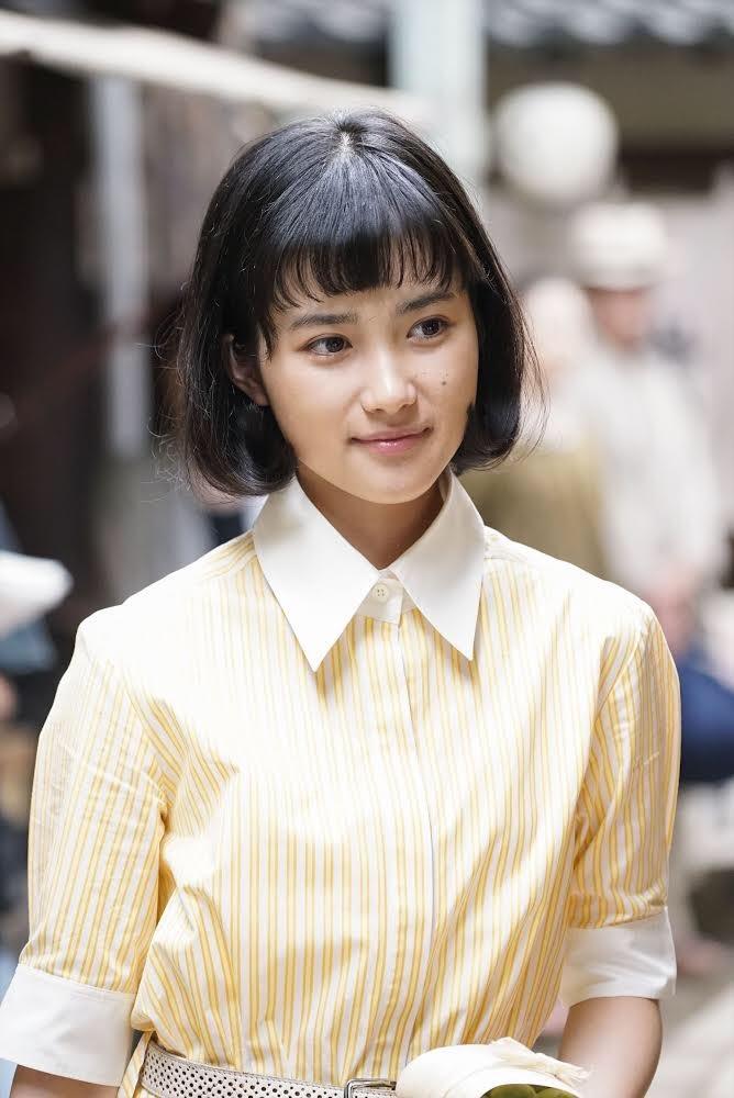 土曜ドラマ『少年寅次郎』いよいよ明日から、NHK総合で放送されます☺️☺️私が演じる夏子は、4話からの登場ですがぜひ素敵な作品ですので、1話からご覧下さい〜😜😜とっても楽しみぃ〜!!#少年寅次郎