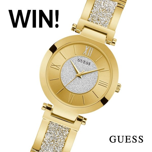 #Win this beautiful Guess Aurora watch worth £179! Just follow, like & RT to be in with a chance. #Competition ends 25th October. For extra entries head to our Facebook! #FreebieFriday #FridayFeeling <br>http://pic.twitter.com/nGrppJe78G