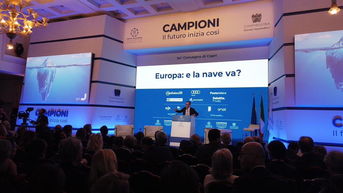 #Capri19
