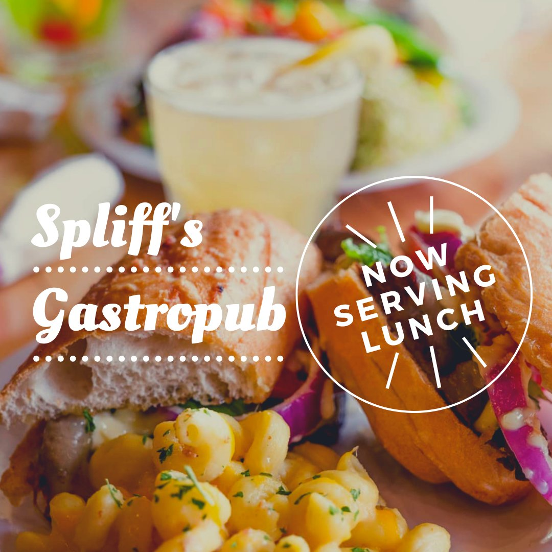 🚨 This is not a drill! 🚨 Now you can get your mac n cheese fix on your lunch break at Spliff's Gastropub! 🧀 #dtjax #ilovejax #duval #904eats