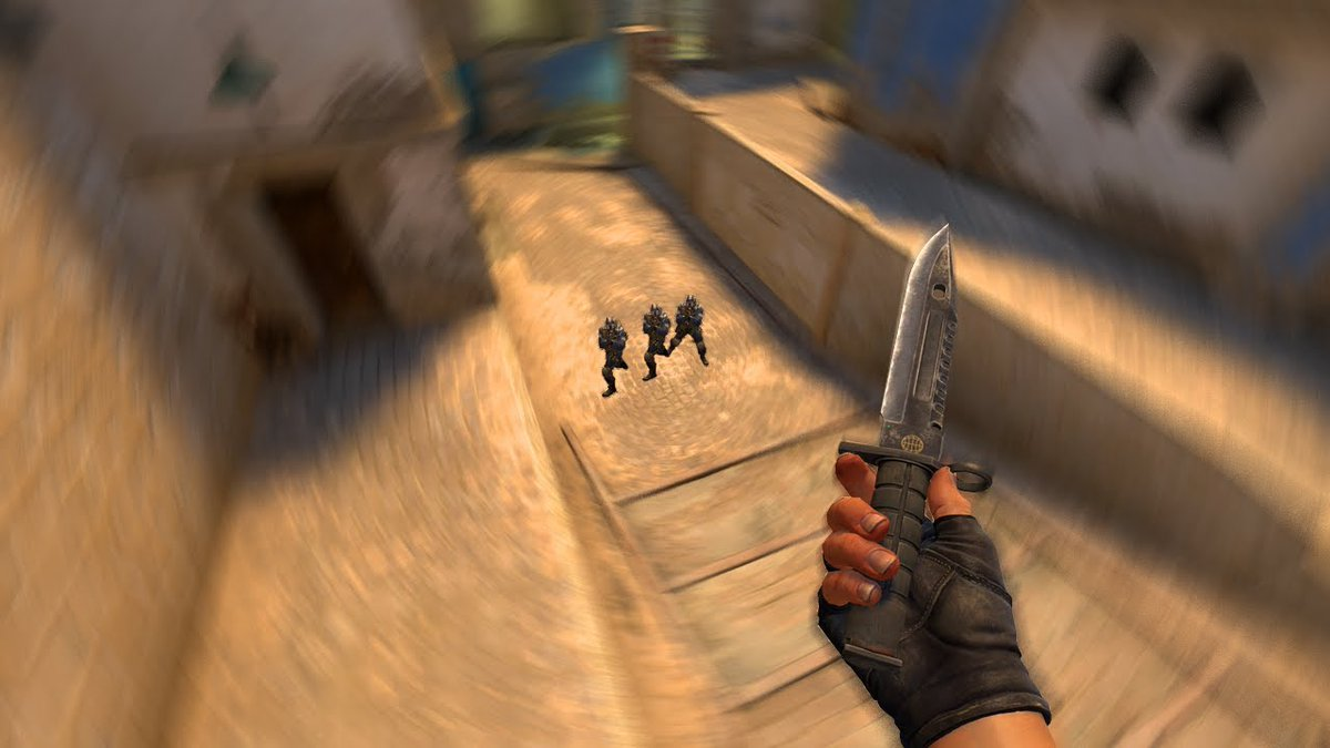 How to bhop in cs go