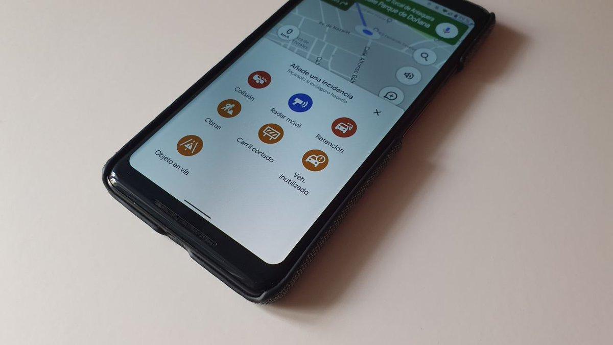 Qué son las incidencias en Google Maps y cómo puedes añadirlas: ayuda fácilmente a otros conductores.