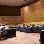 Image for the Tweet beginning: .@oaklandsheriff testifying during the MI