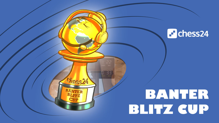 test Twitter Media - 4-time Polish Champion Mateusz Bartel is about to take on Peruvian GM Emilio Cordova in the latest #BanterBlitzCup match! Follow the streams:  Mateusz (in English): https://t.co/Zpft9aqjbn Emilio (in Spanish): https://t.co/7VZW3Ph4qX  #c24live https://t.co/hCc4v1V0uF