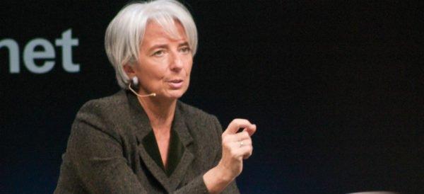 Consejo Europeo nombra a Lagarde al frente del BCE http://ow.ly/Yp9T30pK5Aj