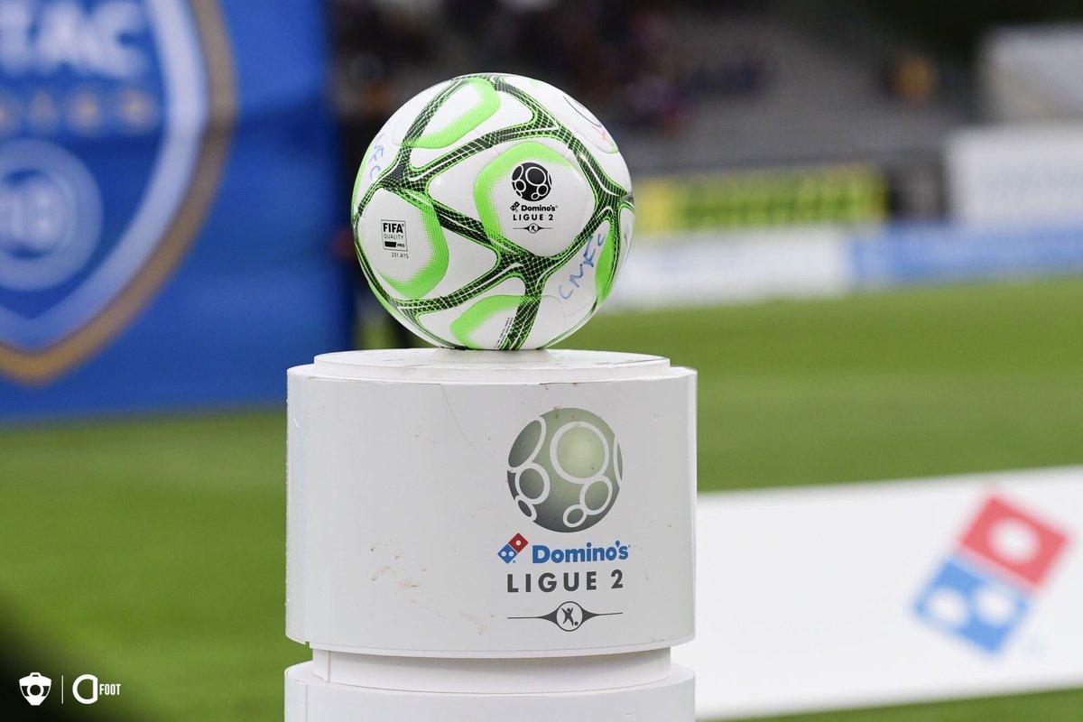 La Ligue 2 ce soir, c'est 5 buts sur les 8 rencontres. 0,63 buts / match. 😭