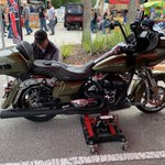 Stop by and see us at @Biketoberfest to get JRi's on your @harleydavidson we are in the @JPCycles parking lot