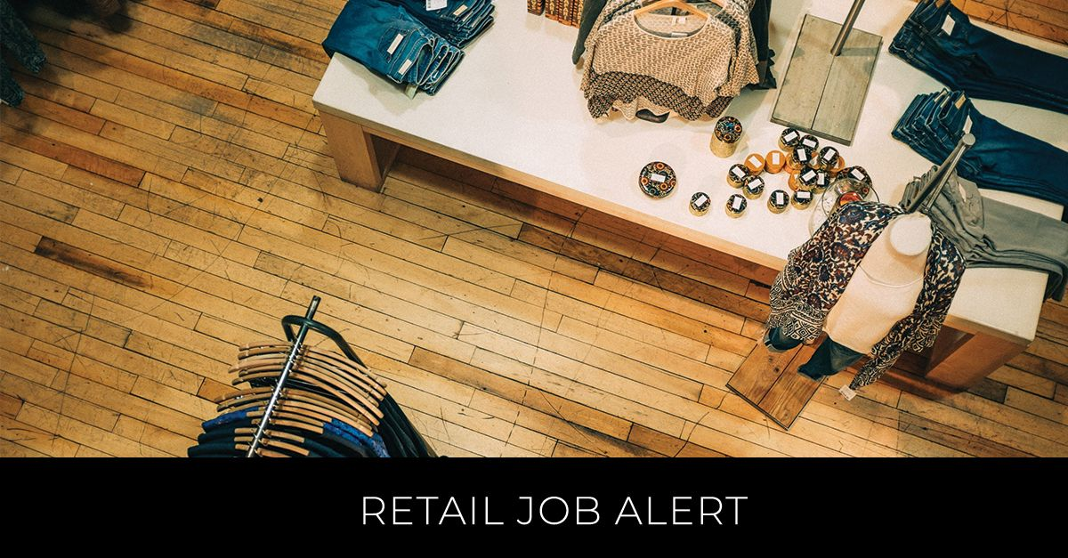 #JobAlert Seeking Freelance Sales Associates in NYC for the holiday season! #Freelance #Retail https://buff.ly/31vhYhw